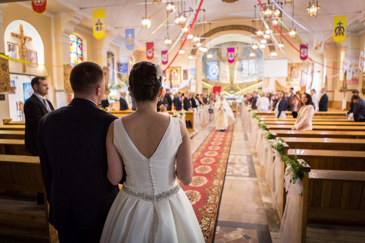 ceremonia wesele