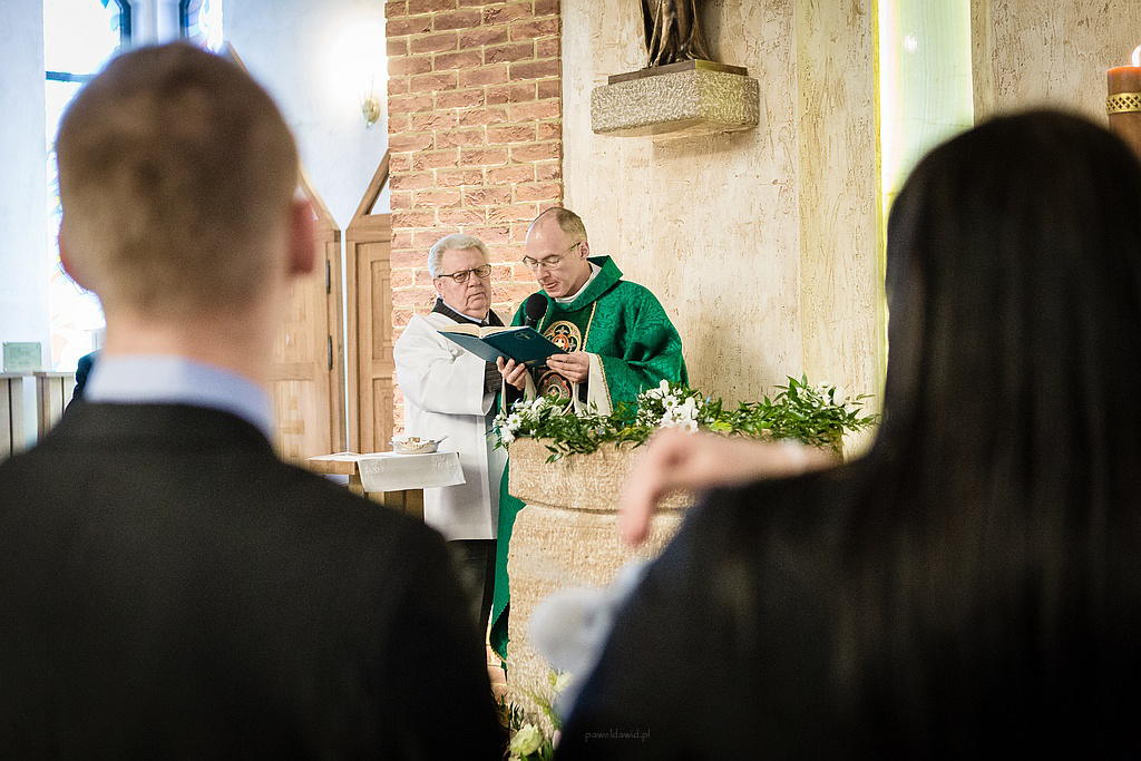 chrzest gdańsk