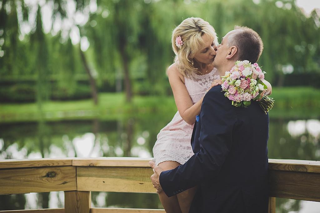 park oruński sesja ślubna