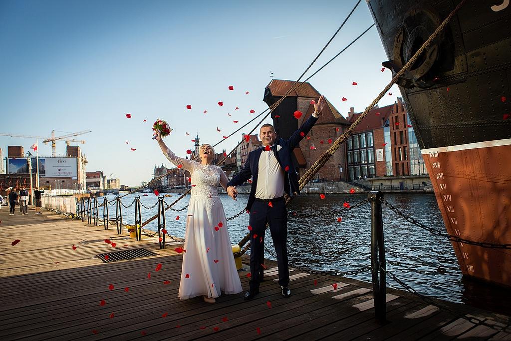 sesja po ślubie