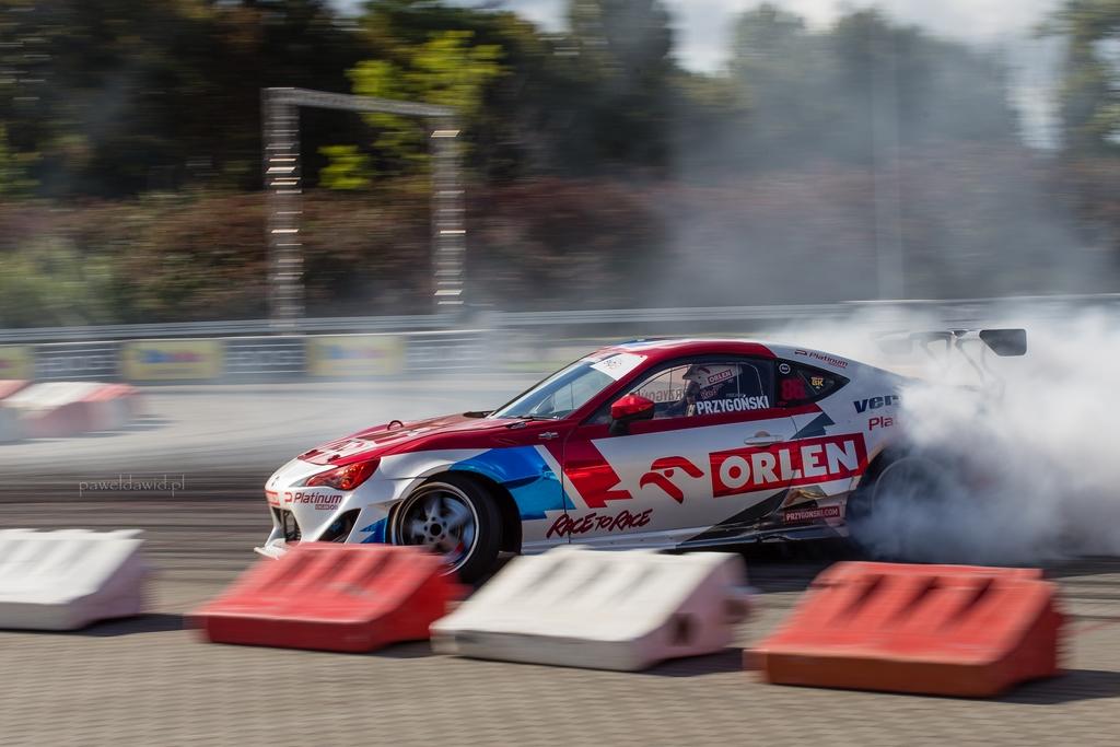 zawody drift masters