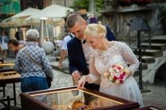 sesja ślubna starówka
